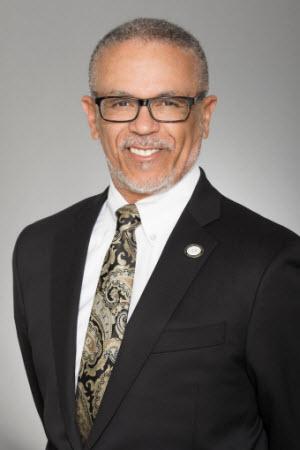 DR. David M. Carlisle, MD, PhD the CDU president
