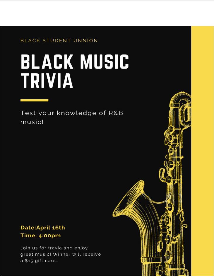 Black music trivia