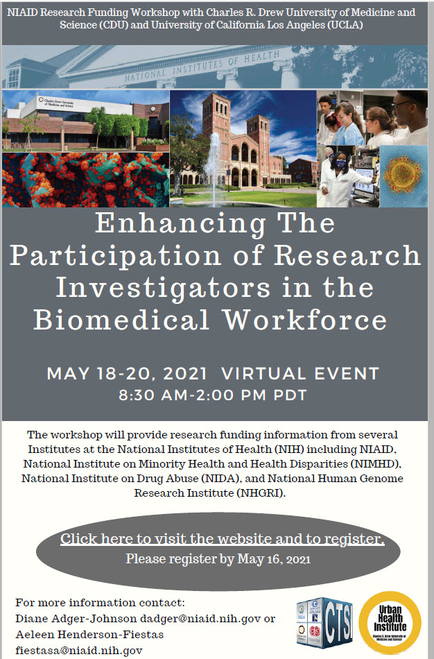 Enhancing The Participation of Research Investigators in the Biomedical Workforce