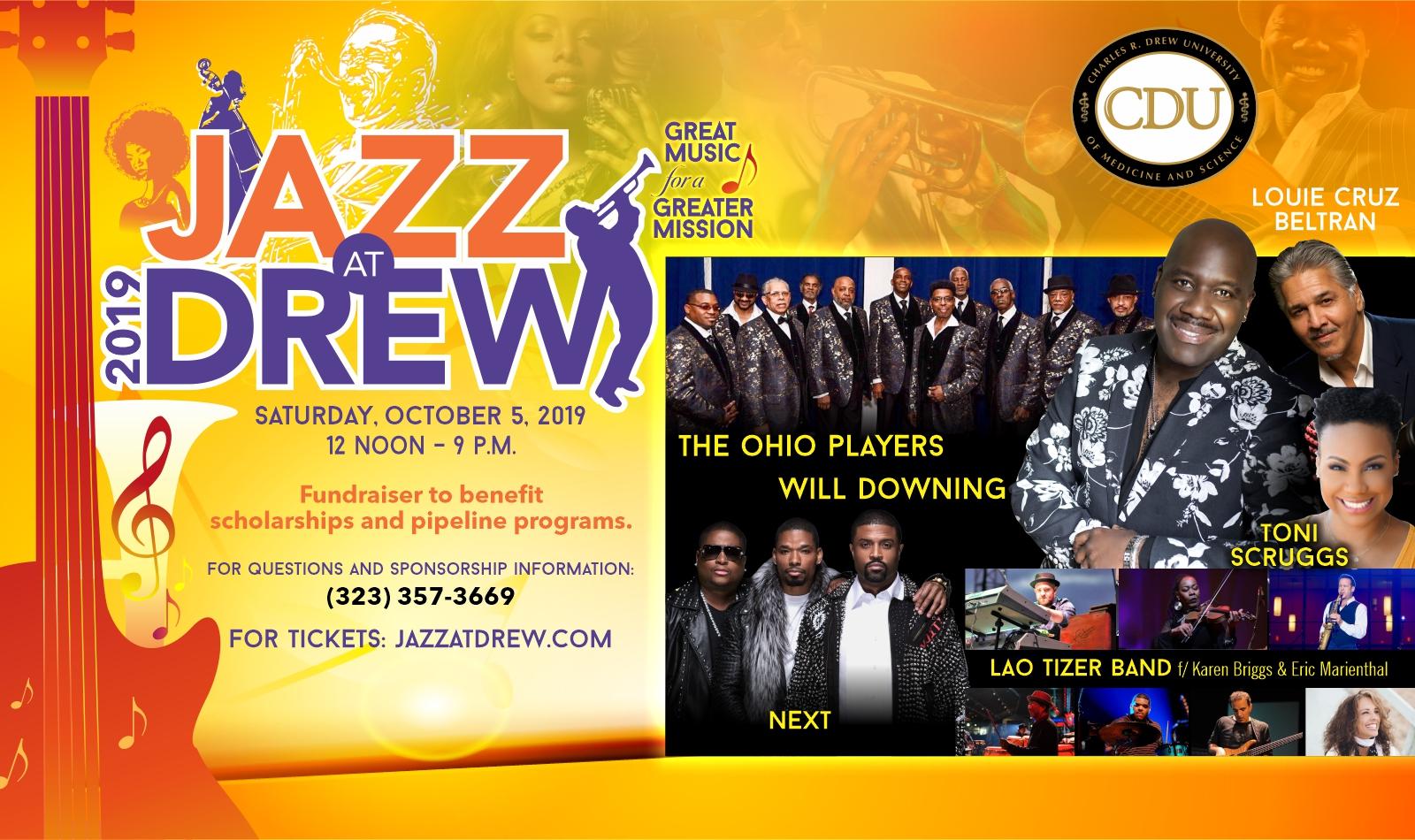 Jazz en Drew Jazz en Drew